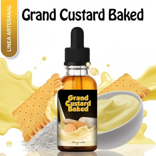 Grand Custard Baked