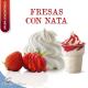 aroma FRESAS CON NATA
