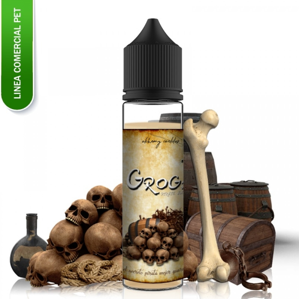 Grog PET 50ml