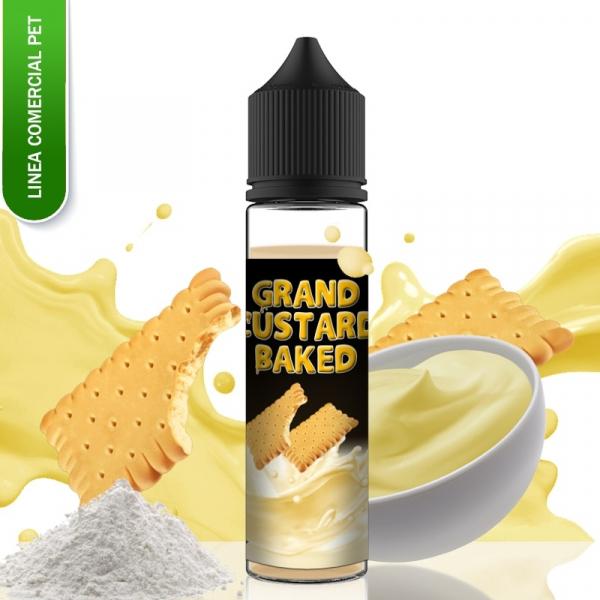 Grand Custard Baked PET 50ml